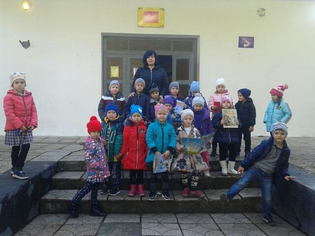 Миссионерская работа в селе Рыбачье (цикл занятий с воспитанниками детского сада)